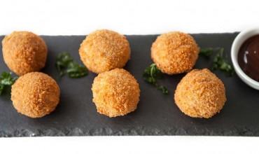 Katsu Chicken Rice Ball