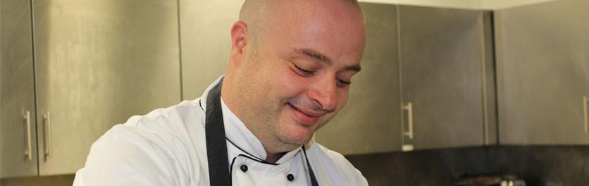 Celebrity Chef Jonathan