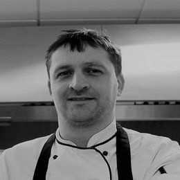 Oliver Parkinson - Chef at SK Foods
