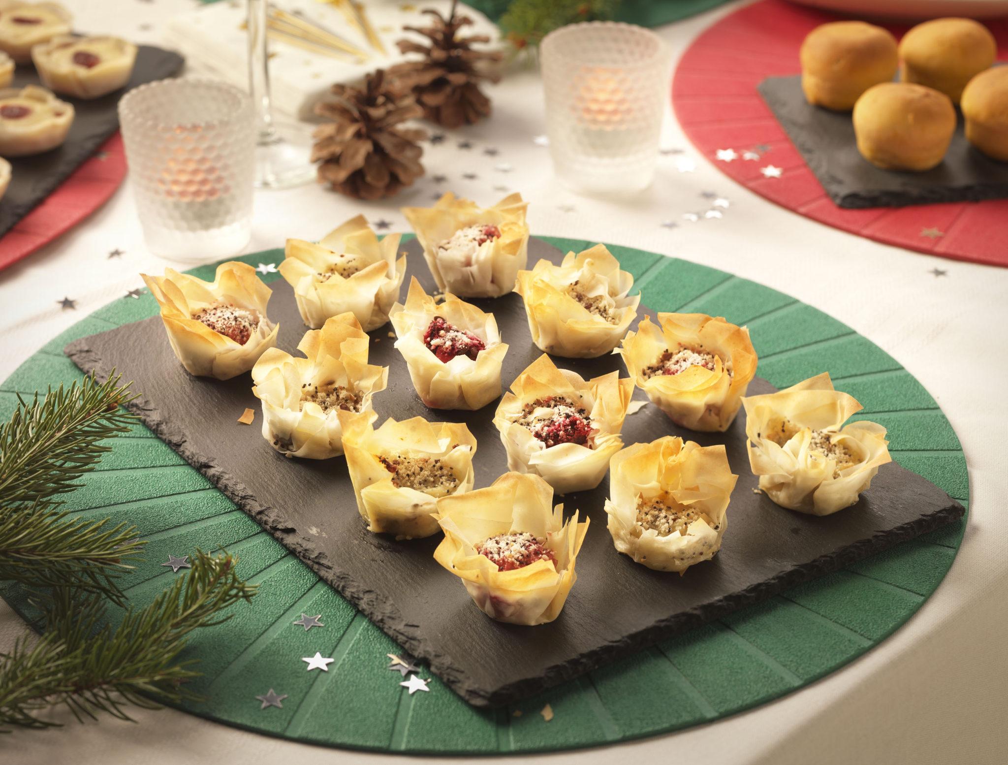 Filo Tartlets - SK Foods