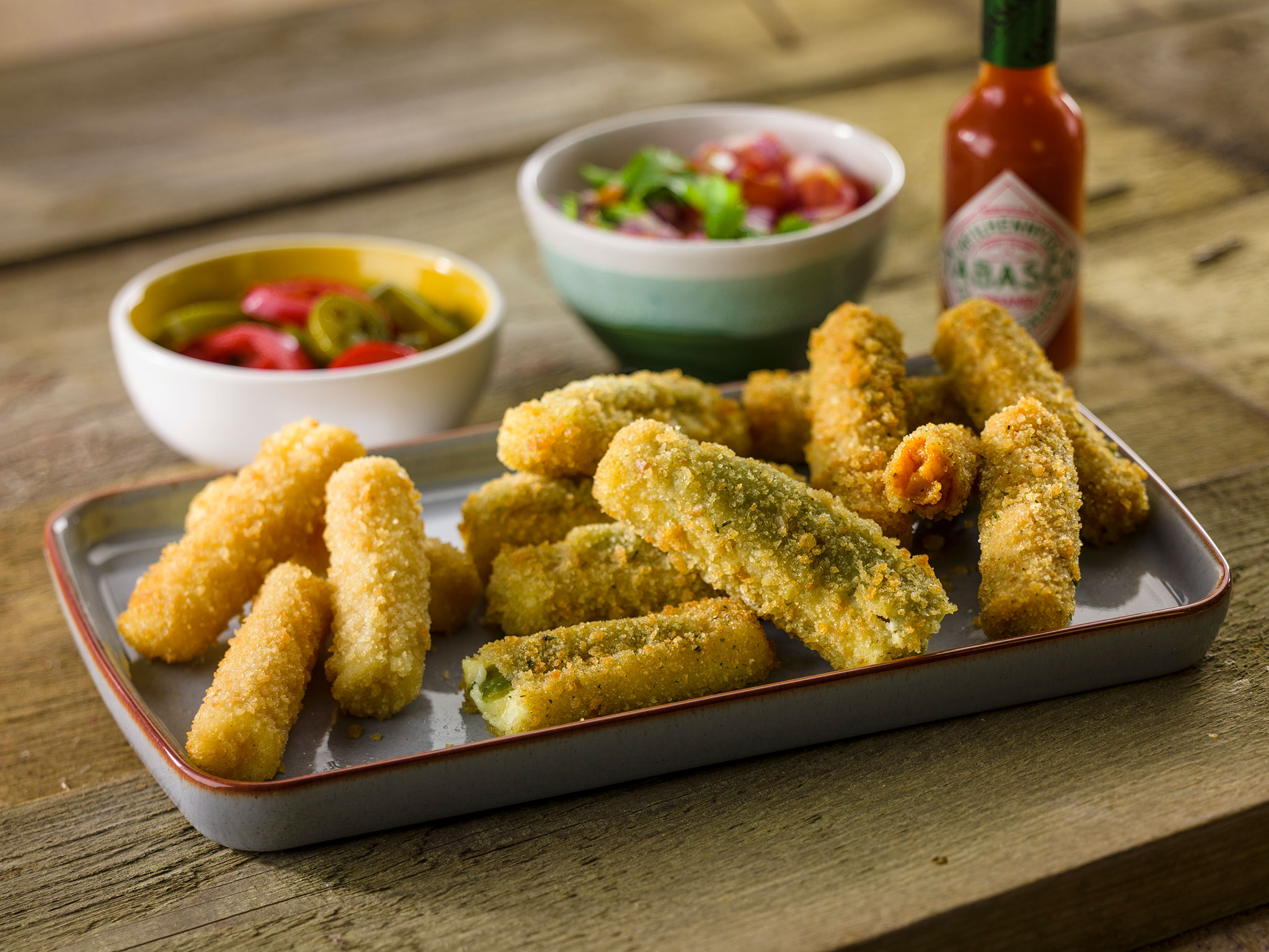 Breaded Cheese - SK Foods