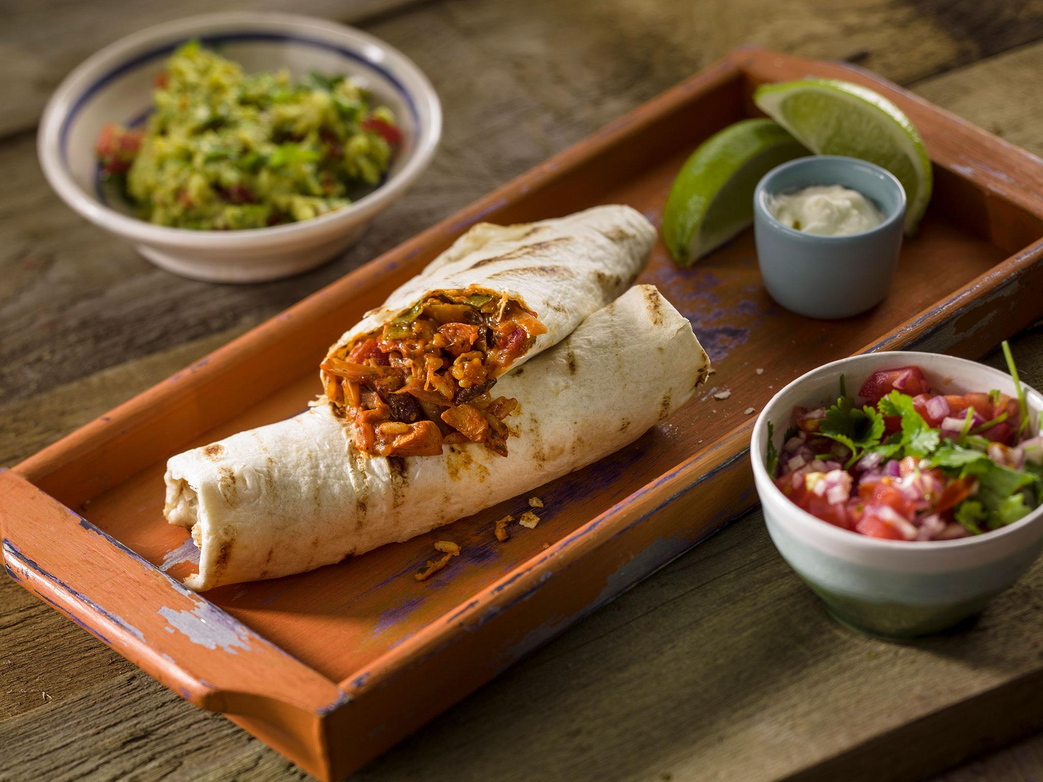 Chicken Enchilada - SK Foods