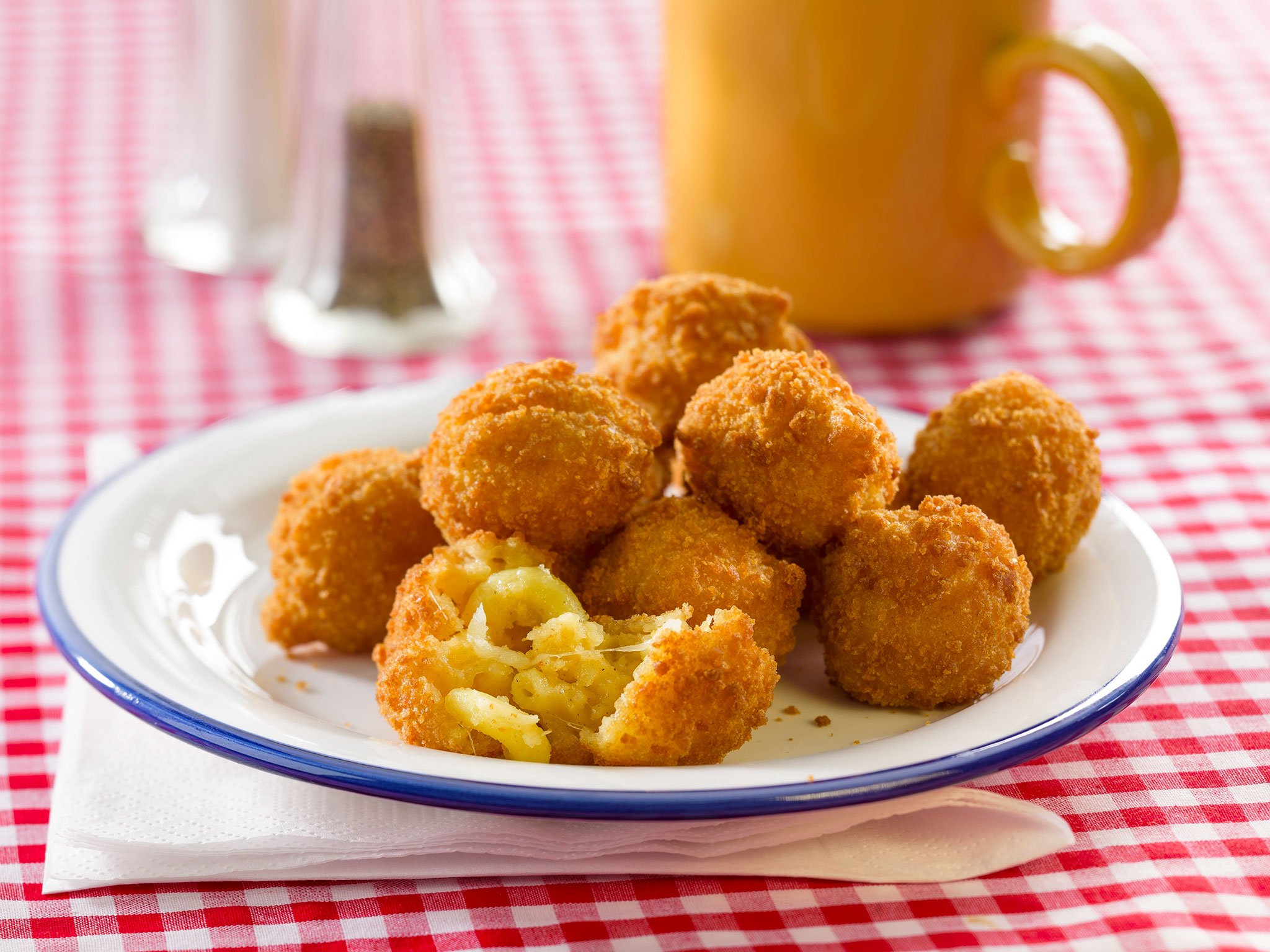 Mac & Cheese Bites - SK Foods