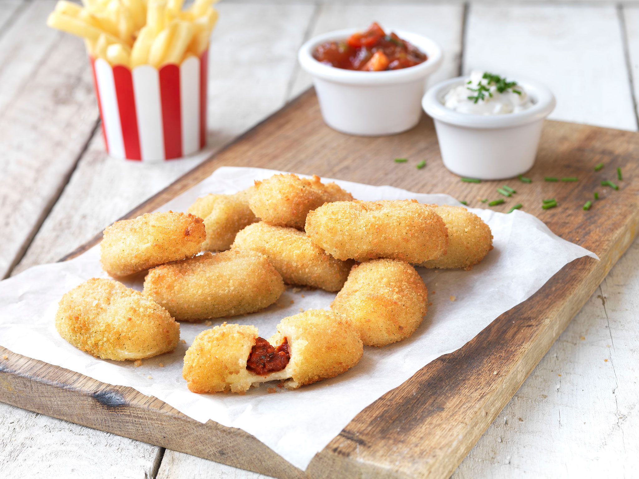 Pizza Poppers - SK foods