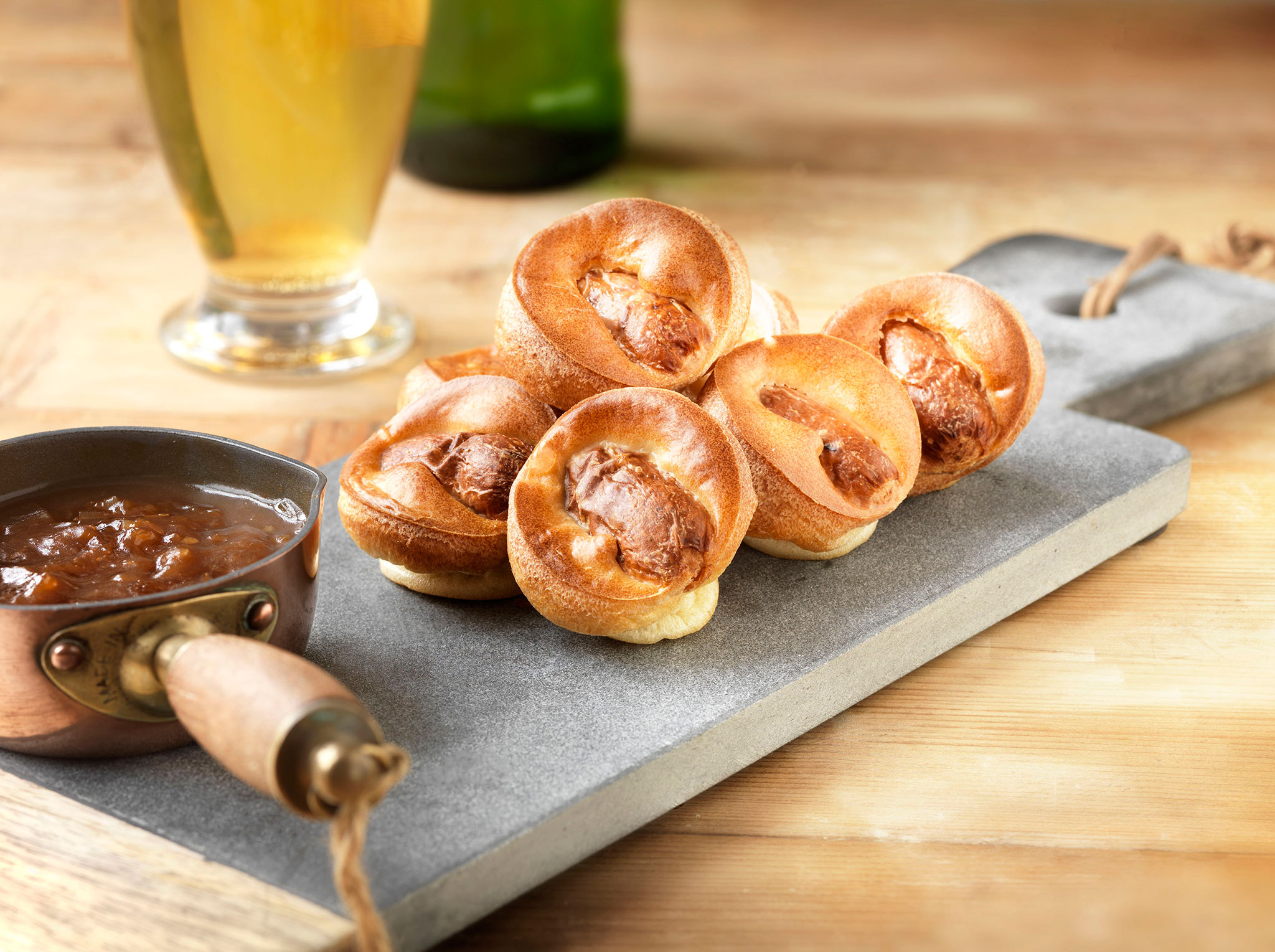 Mini Toad in the Hole - SK Foods