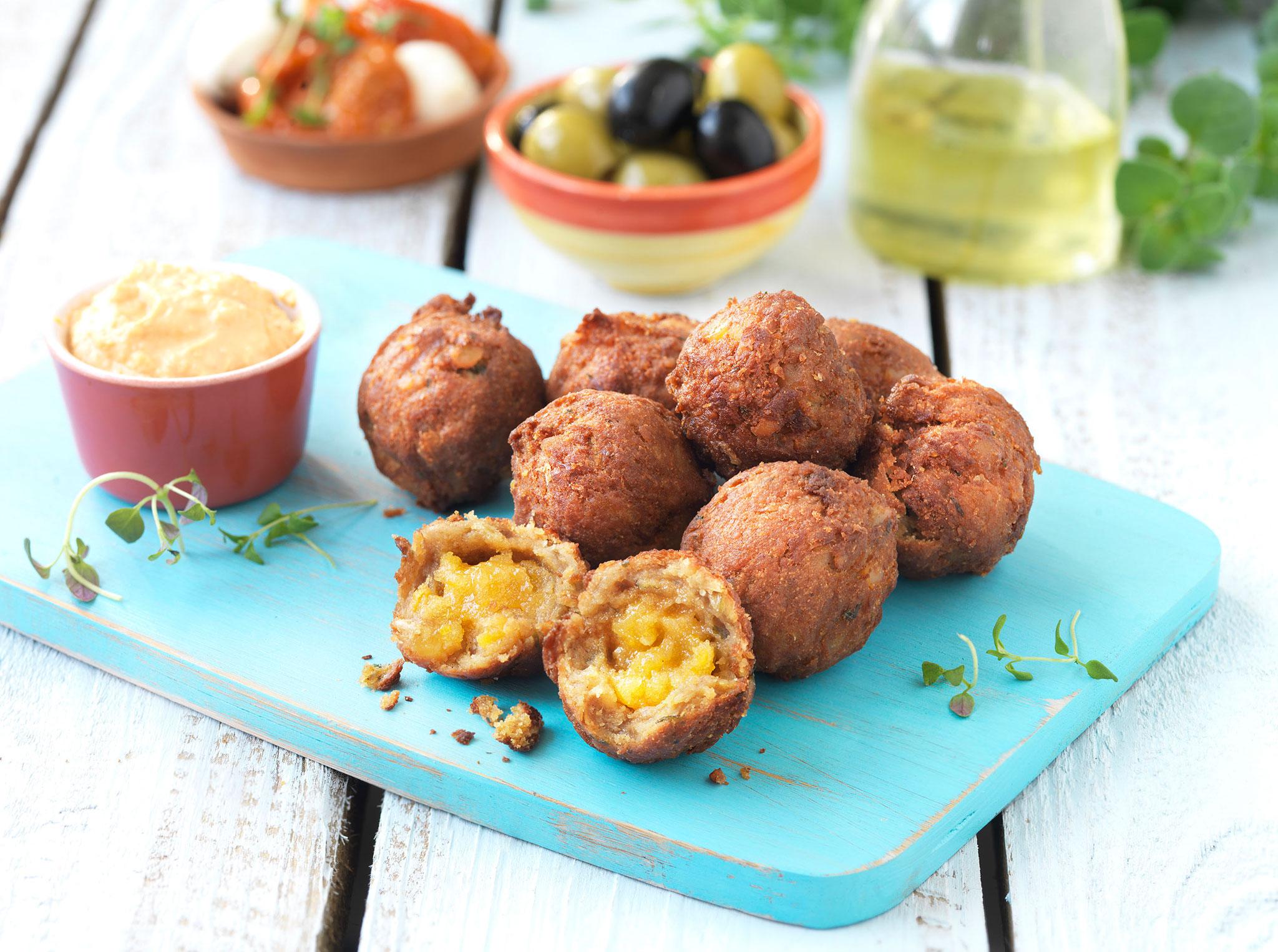 Moroccan Falafels - SK Foods