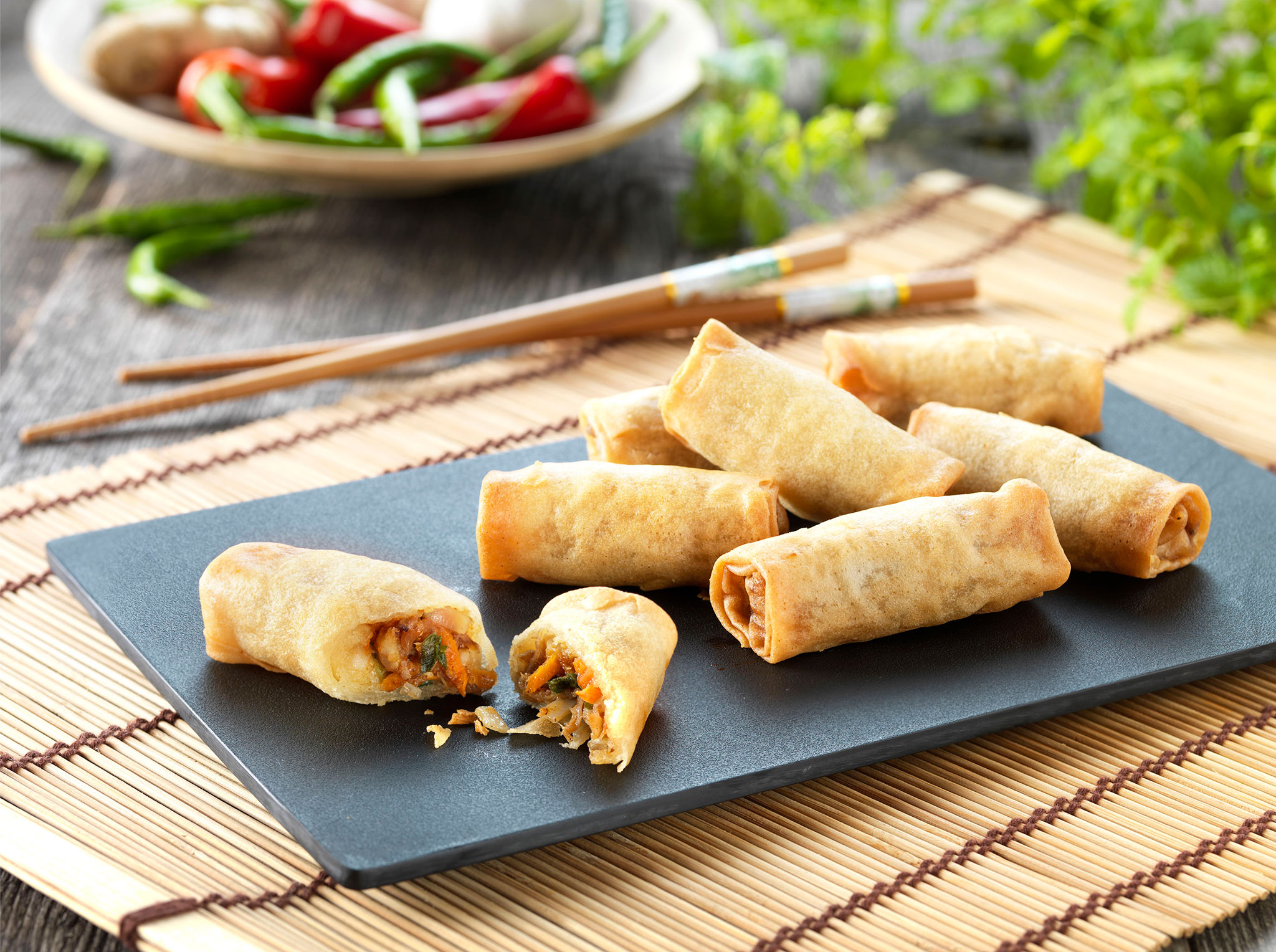 Duck Spring Roll - SK Foods